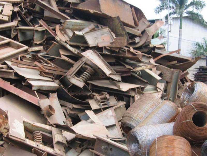 Thu mua sắt phế liệu và những điều cần biết