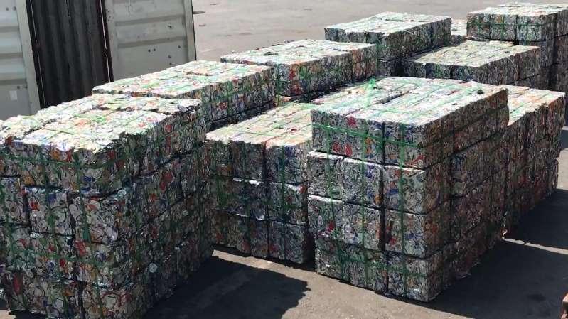 Chặn lô phế liệu nhôm trị giá gần 3 tỉ trước khi xuất đi nước ngoài