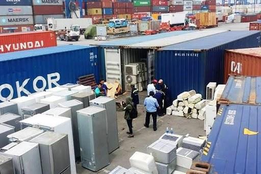 """Trung quốc không nhập phế liệu nhựa, Đông Nam Á trở thành """"bãi rác"""" của Mỹ"""