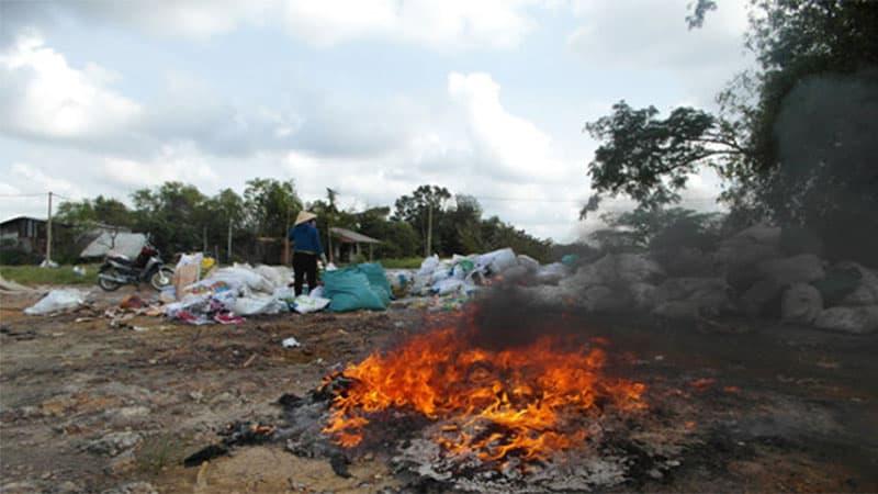 Tác hại của rác thải nhựa đối với cuộc sống như thế nào?