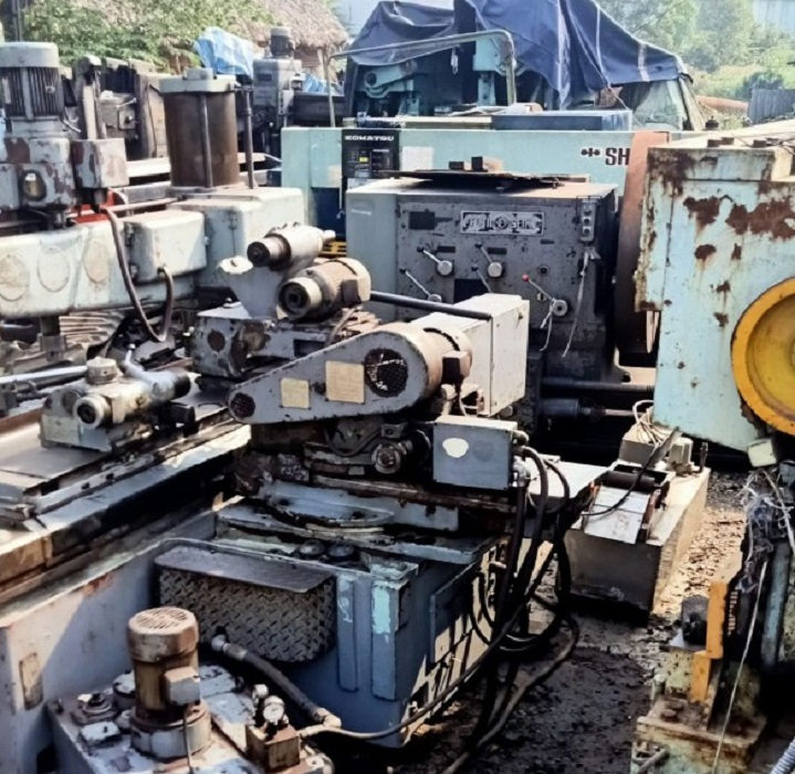 Thu mua máy móc cũ giá cao tại Hồ Chí Minh