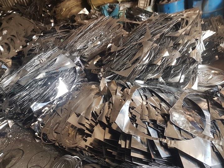 Thu mua inox phế liệu giá cao quận Gò Vấp